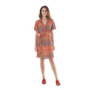 T-SHIRT-DRESS-ESSENTIAL---ESTAMPADO-VERMELHO-LARANJA---PP